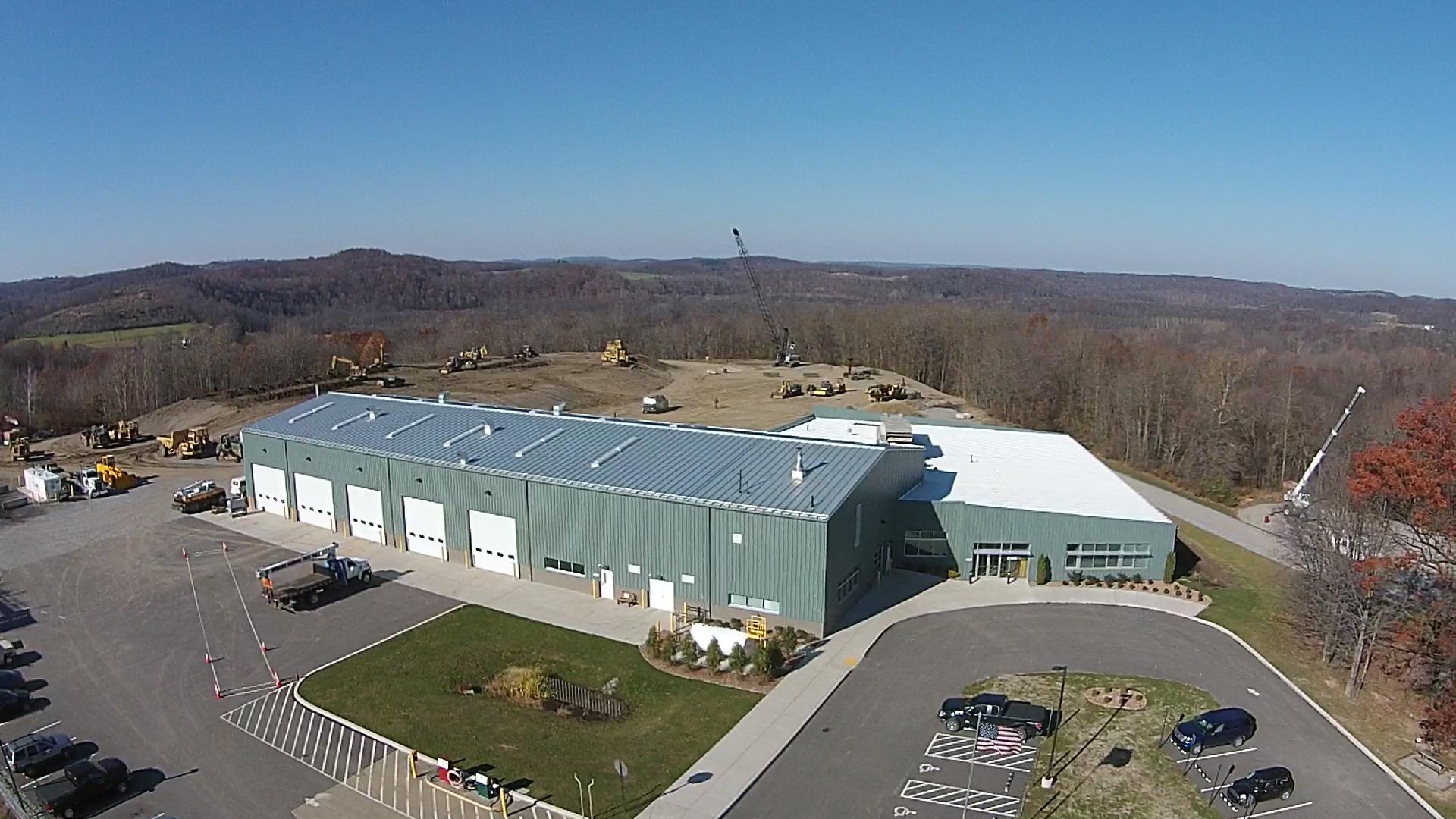 WPA Facility Exterior