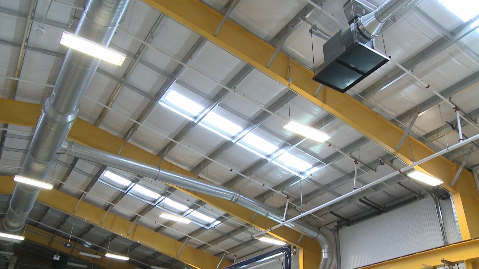 WPA Facility Green